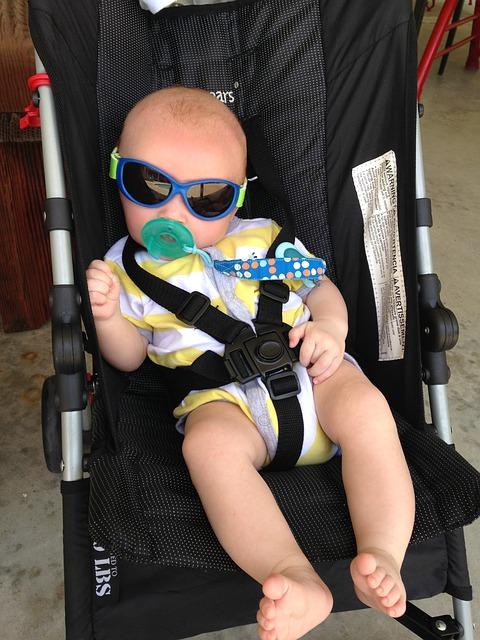 עגלת תינוק מגניבה